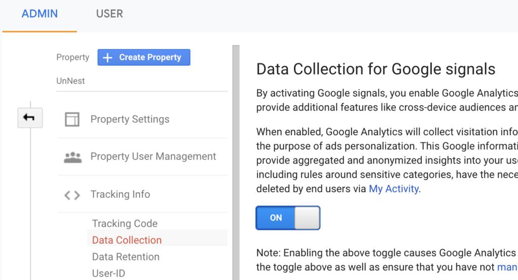 Screenshot 2020 07 03 at 17.03.53 | Google analytics, RGPD et consentement - Guide complet