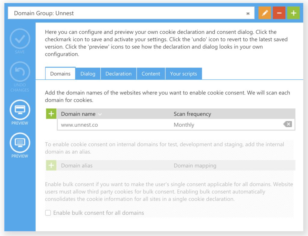 Screenshot 2020 07 03 at 17.37.22 | CookieBot : Installation via Google tag Manager et configuration