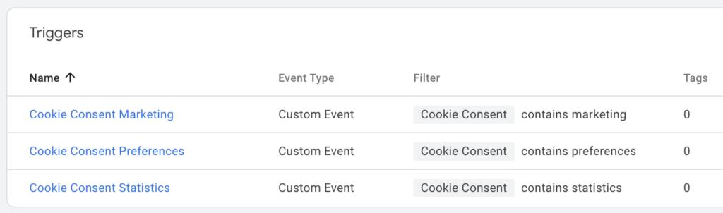 Screenshot 2020 07 03 at 17.59.25 | CookieBot : Installation via Google tag Manager et configuration