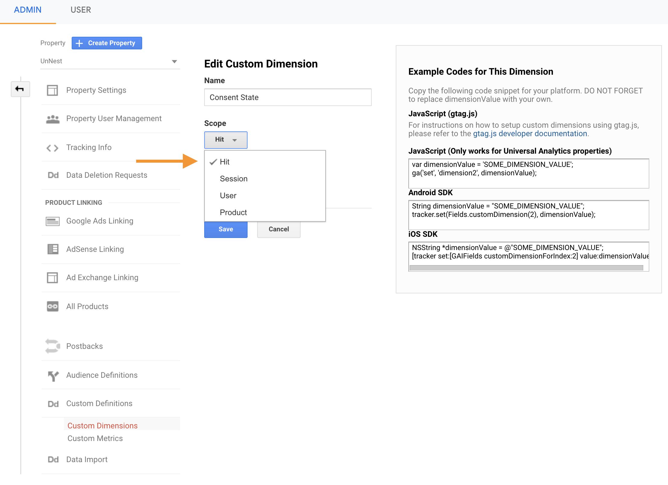 Screenshot 2020 09 28 at 11.16.07 | CookieBot : Installation via Google tag Manager et configuration