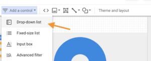 Screenshot 2020 08 28 at 15.04.44   Google Data Studio : créer un filtre permettant de changer de dimension
