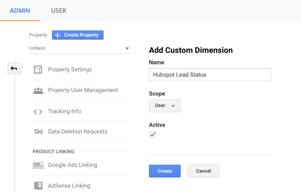 Screenshot 2020 09 10 at 17.48.01 | Importer ses données CRM dans Google Analytics