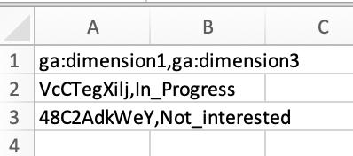 Screenshot 2020 09 11 at 11.29.15 | Importer ses données CRM dans Google Analytics