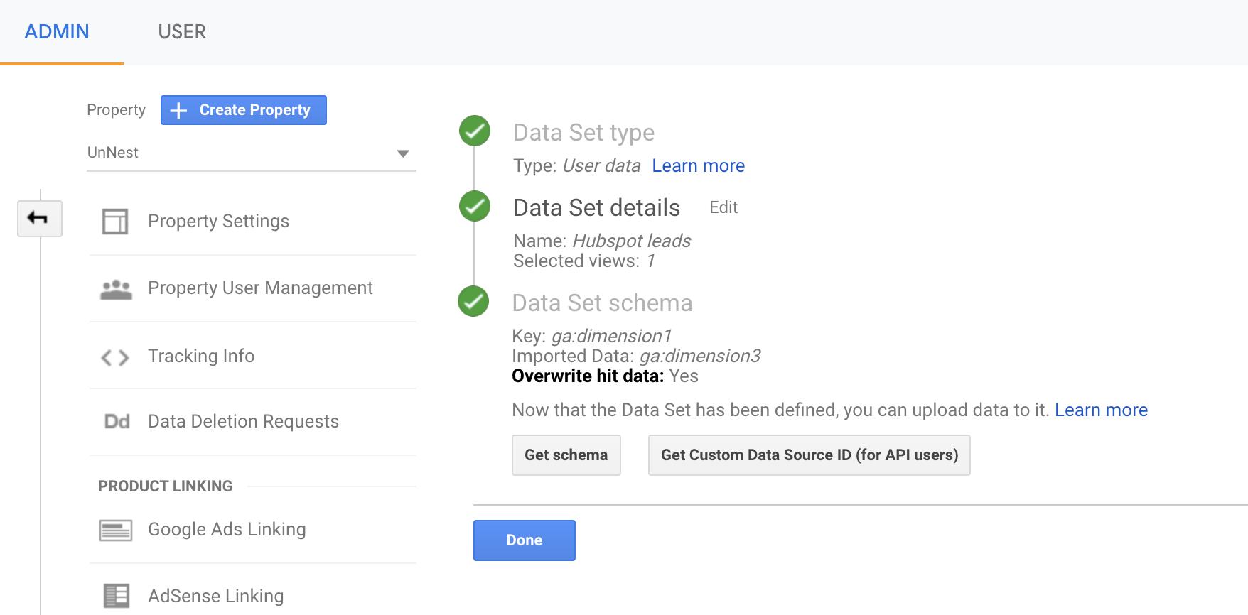 Screenshot 2020 09 11 at 11.30.49 | Importer ses données CRM dans Google Analytics