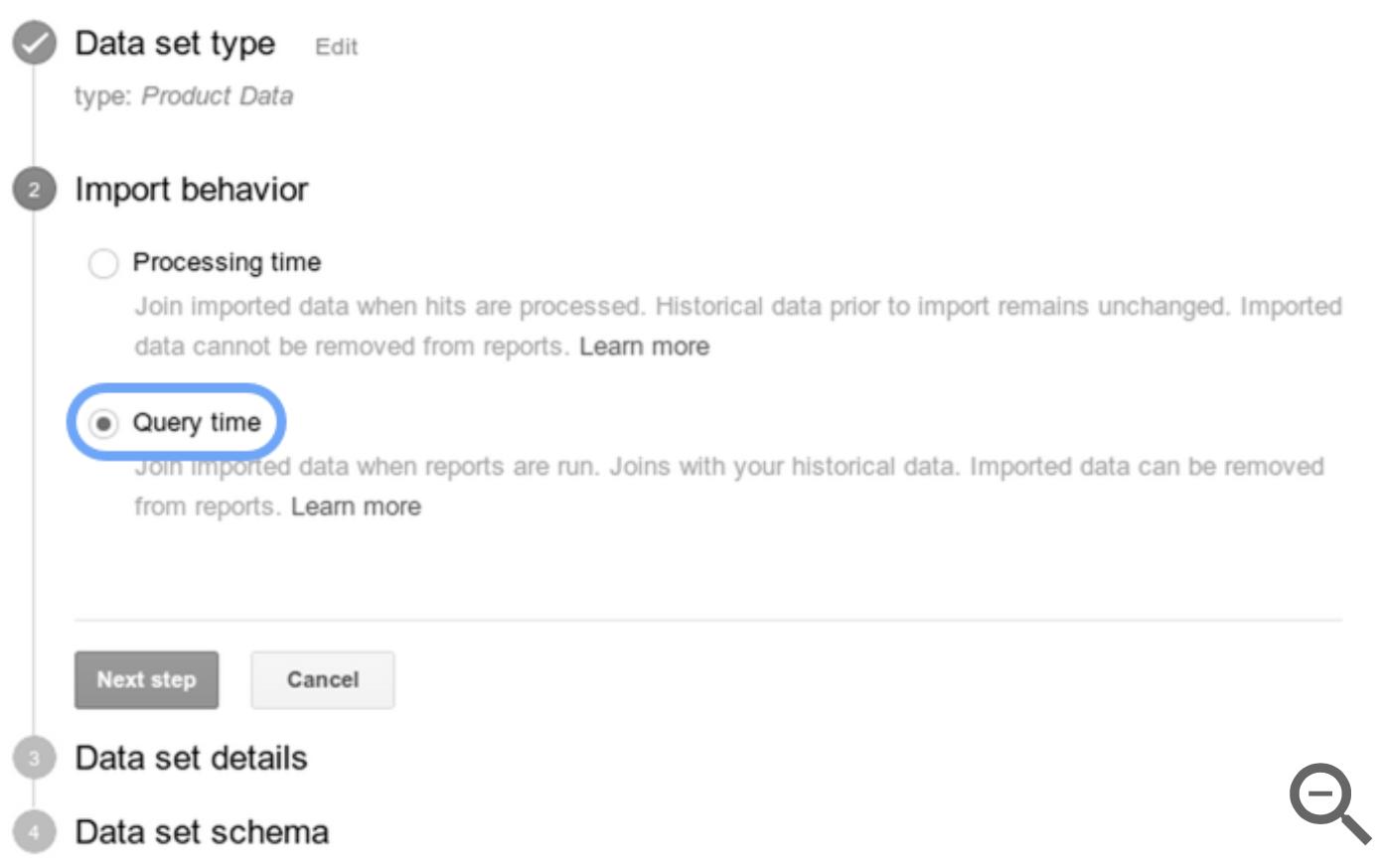Screenshot 2020 09 11 at 14.02.49 | Importer ses données CRM dans Google Analytics