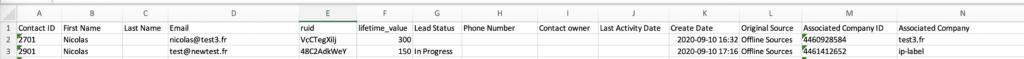 Screenshot 2020 09 11 at 14.33.16   Connecter Hubspot et Google Analytics : importer les conversions offline dans GA