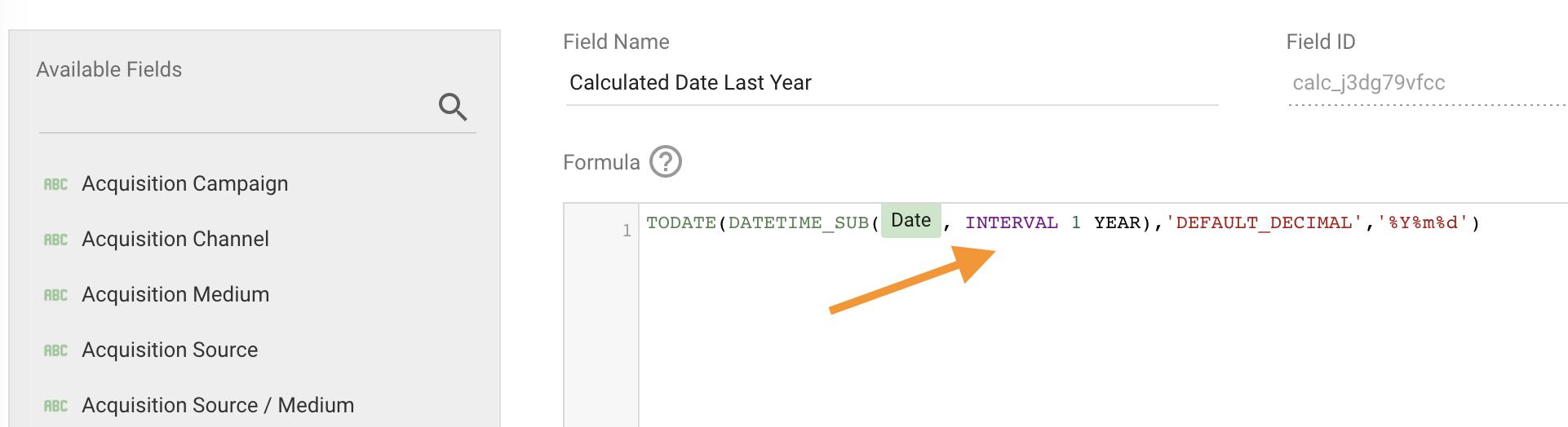 Screenshot 2020 09 30 at 13.58.55 | Waterfall Chart dans Data Studio pour comparer les données vs année précédente