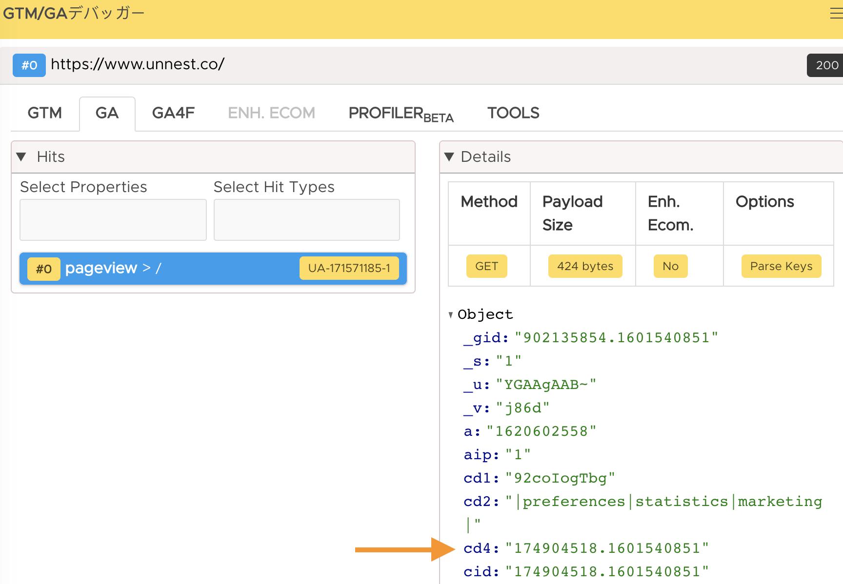 Screenshot 2020 10 01 at 10.27.46 | Créer un User-Id avec Google Tag Manager et Google Analytics