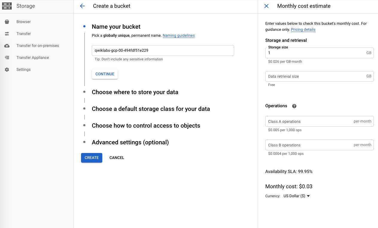 Screenshot 2020 05 15 at 13.53.37   Introduction à Google Cloud storage