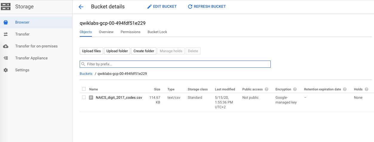 Screenshot 2020 05 15 at 13.56.14   Introduction à Google Cloud storage