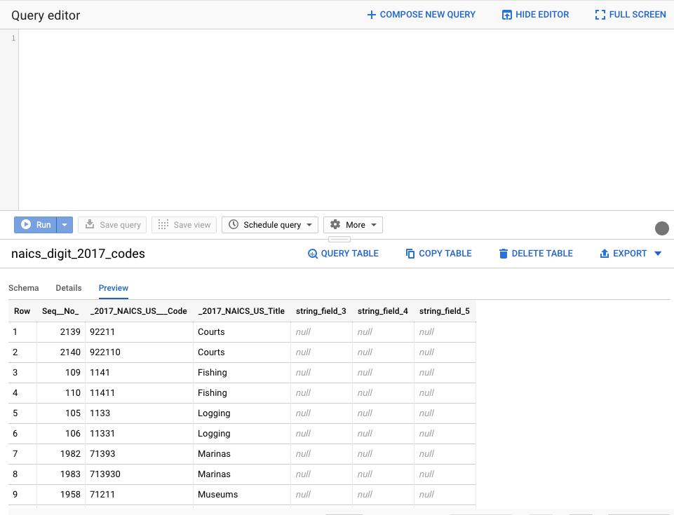 Screenshot 2020 05 15 at 14.03.02 | Google Big Query : présentation de l'interface web