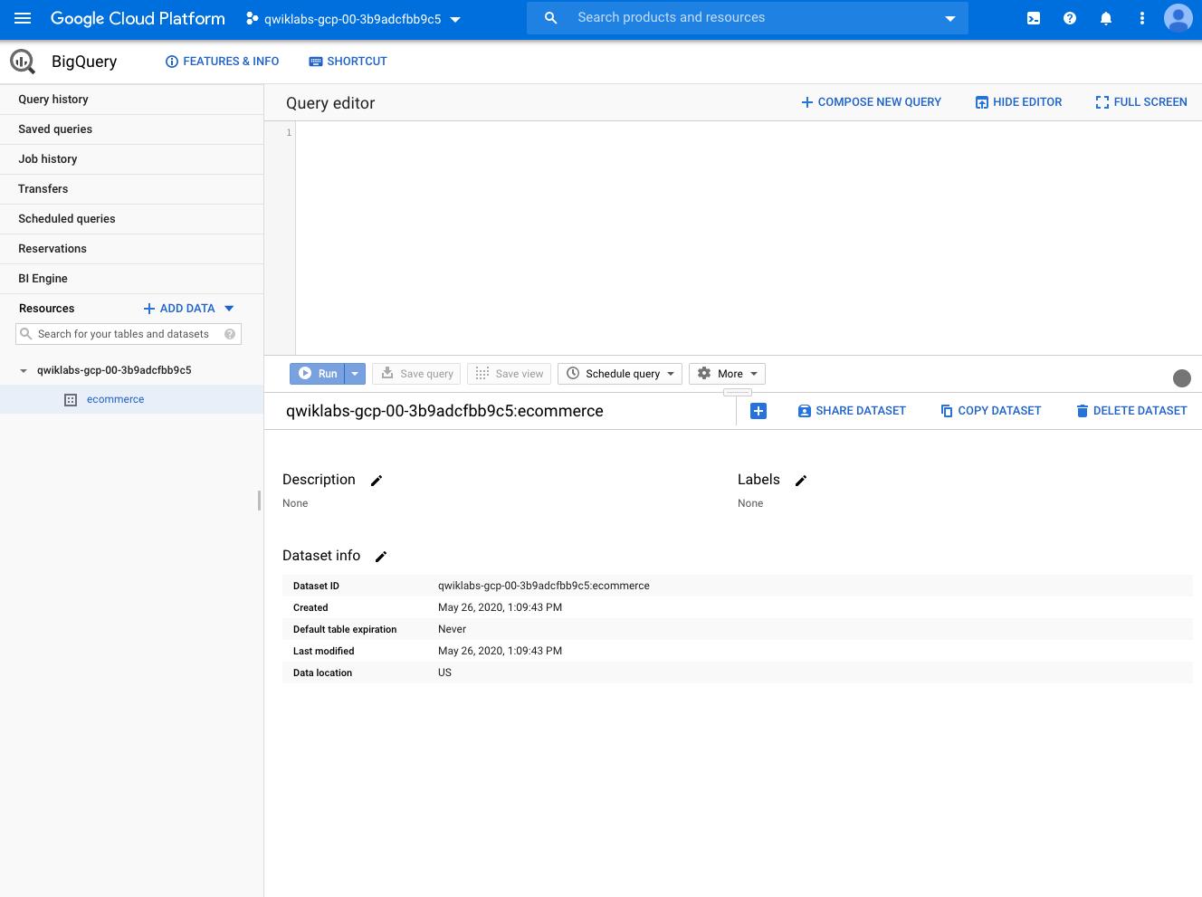 Screenshot 2020 05 26 at 13.09.52 | Google Big Query : présentation de l'interface web