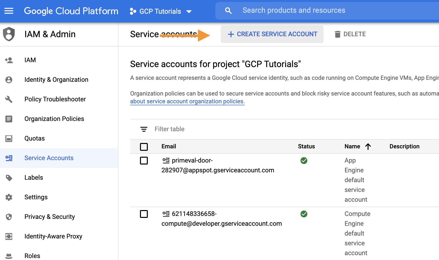 Screenshot 2020 08 28 at 16.18.48   Google Search Console to BigQuery avec Python