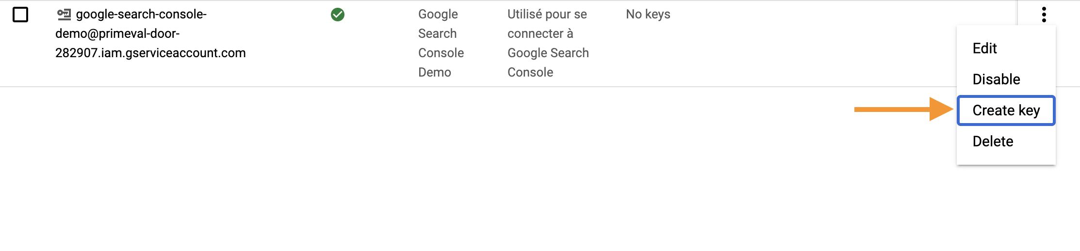 Screenshot 2020 08 28 at 16.22.49   Google Search Console to BigQuery avec Python