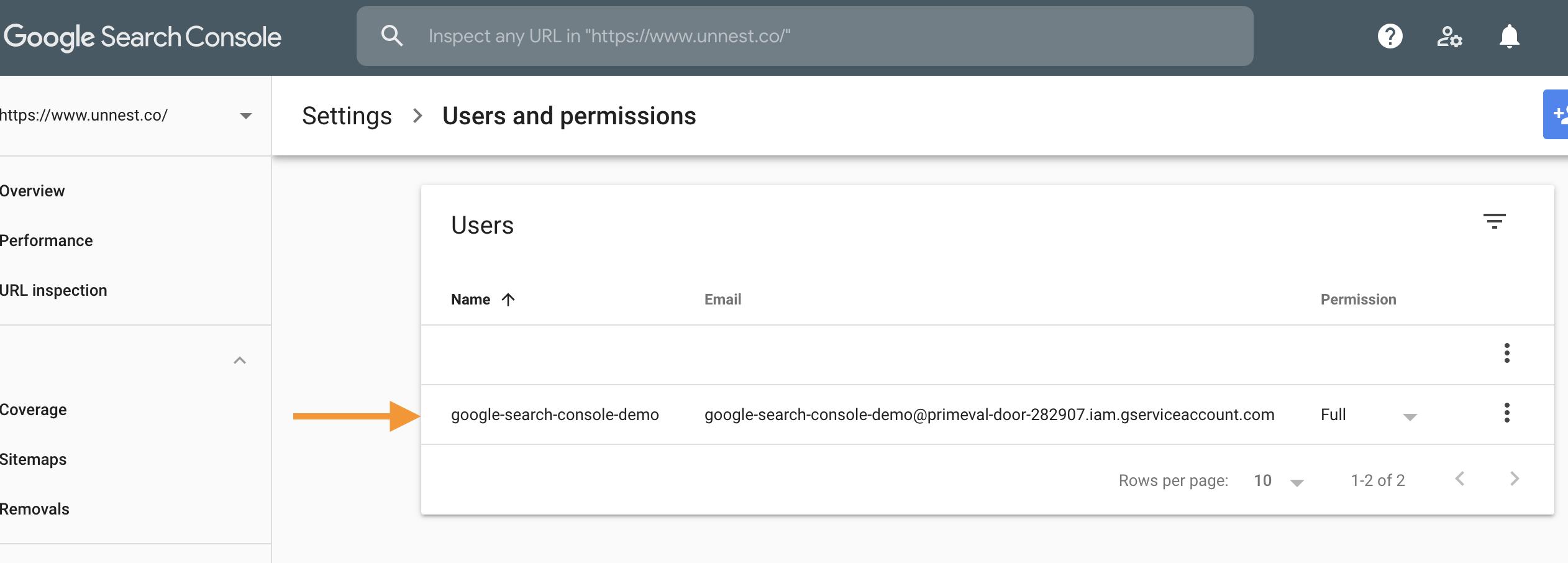 Screenshot 2020 08 28 at 16.25.57   Google Search Console to BigQuery avec Python