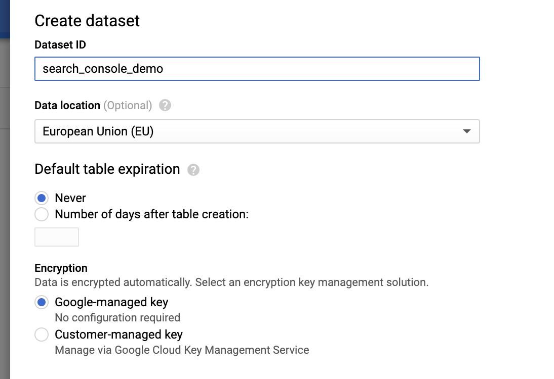 Screenshot 2020 08 28 at 16.57.33   Google Search Console to BigQuery avec Python