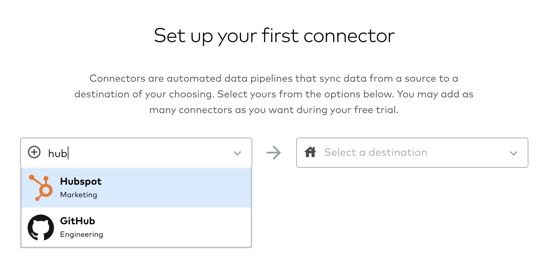 Screenshot 2020 09 23 at 17.41.01 | Tutoriel Fivetran : importer ses données dans Big Query