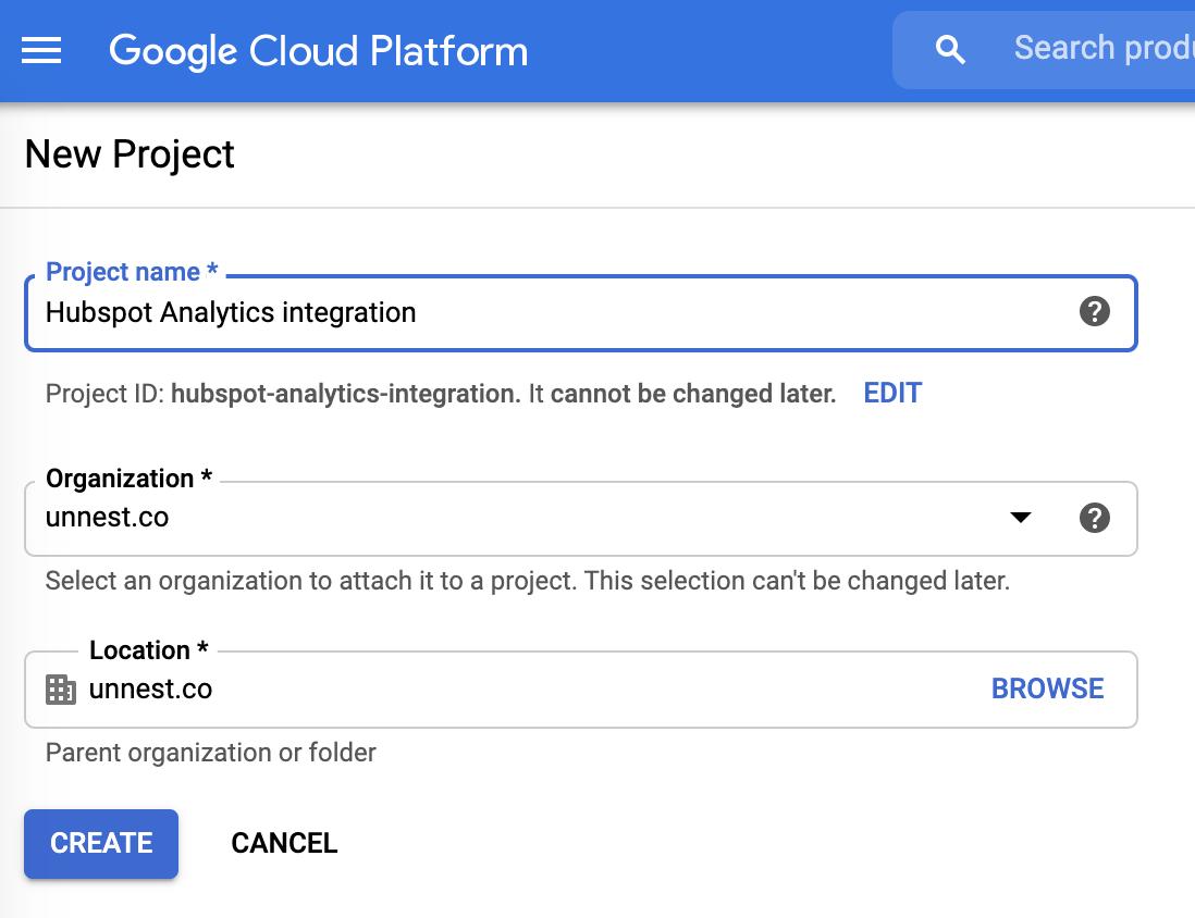 Screenshot 2020 09 23 at 17.44.27 | Tutoriel Fivetran : importer ses données dans Big Query