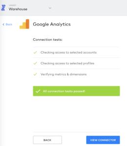 Screenshot 2020 09 23 at 18.21.45   Importer les données de Google Analytics vers BigQuery avec Fivetran