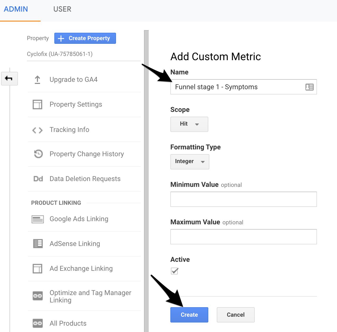 Untitled 2 1 | Custom metrics dans Google Analytics pour analyser un tunnel de conversion